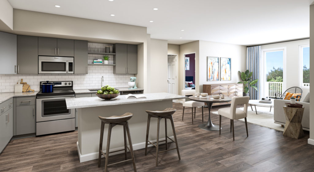 Indulge in Luxury Apartment Features for Pure Relaxation